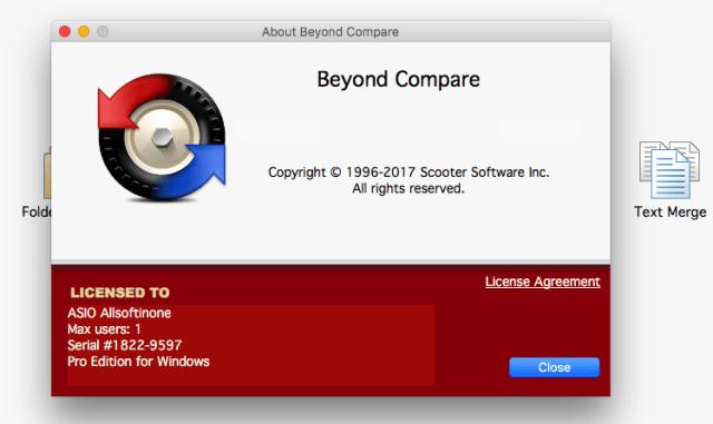 Beyond Compare 4.2.6 Keygen + Crack Free Download {Latest}