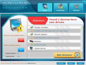 Driver Navigator 3.6.9 Crack & License Key Free Download
