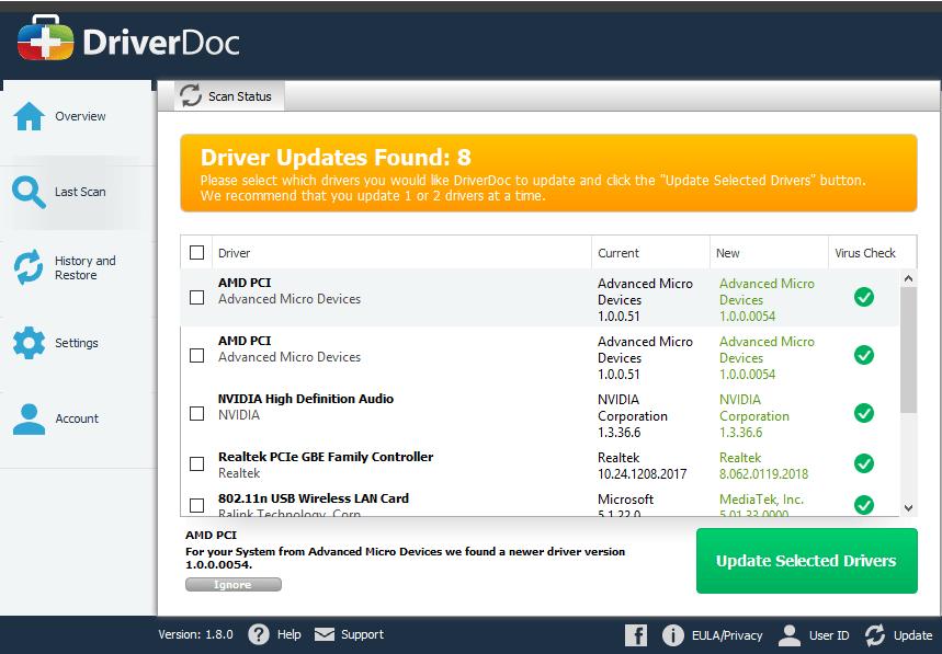 DriverDoc 2021 Crack With Product Key Free Download