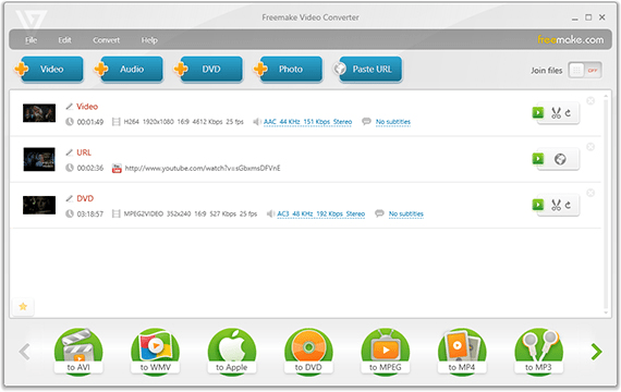 Freemake Video Converter 4.1.11.100 Crack With Keygen Download