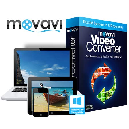 Movavi Video Converter 19 Activation Key {Crack} Full