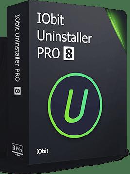 Risultati immagini per IObit Uninstaller 8