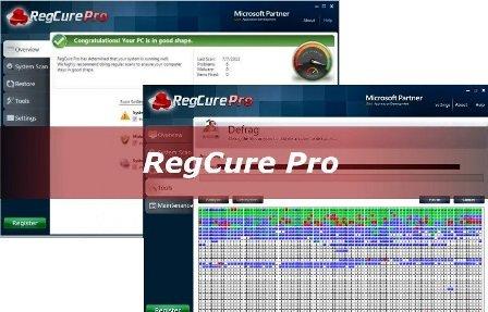 RegCure Pro License Key 2019 [Crack + Keygen] Free Download