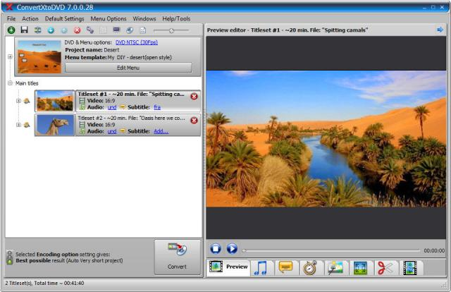 ConvertXtoDVD 7 Crack With License Key Full Free Download