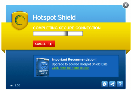 Hotspot Shield 9.6.0 Crack Premium License Key Free 2020