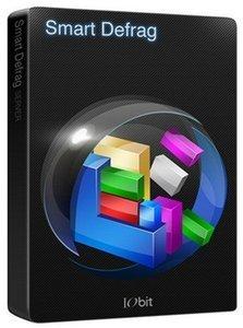 IObit Smart Defrag Pro 6.2.0.138 Crack + License Key Working 100%