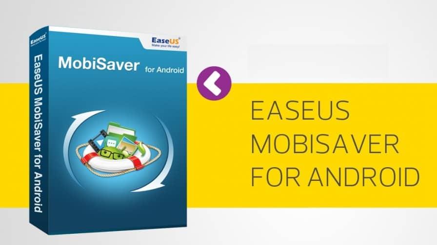 EaseUS Mobisaver 7.6 Crack Plus License Code (2021)
