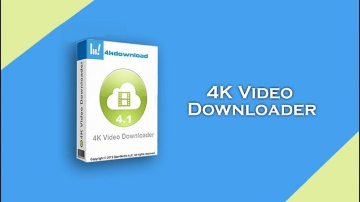 4K Video Downloader 4.11.2 Crack With Serial Key Full 2020