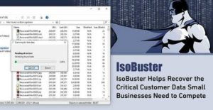 IsoBuster 4.4 Crack + [Mac+Win] Latest Key Free Download 2019