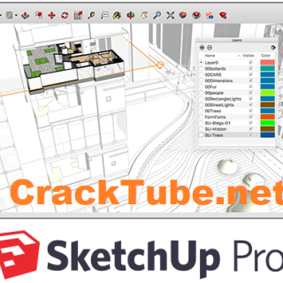 SketchUp Pro 2020 Crack With License Key Free Torrent