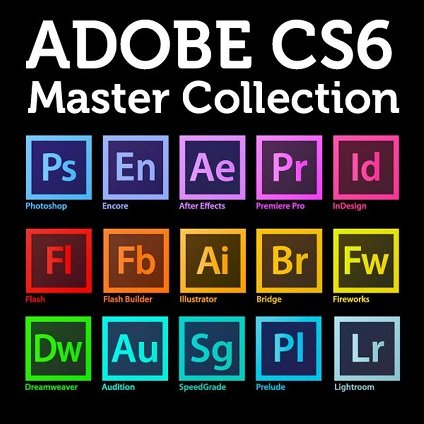 Adobe CS6 Master Collection Serial Number + Crack [LATEST]