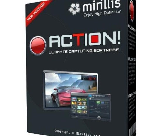 Mirillis Action Crack 4.18.1 & License Key Free Download [Latest]