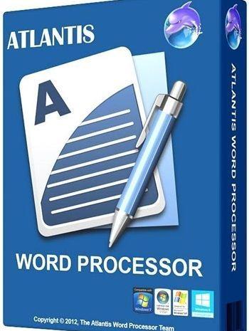 Atlantis Word Processor 4.1.3.6 Crack + Registration Code [Latest]