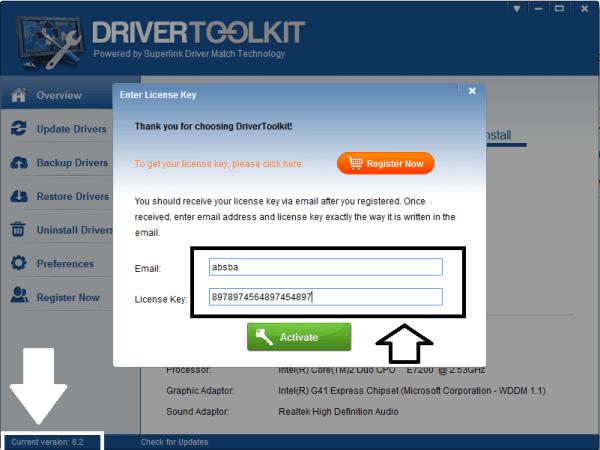 Driver Toolkit License Key