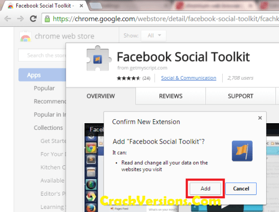 Facebook Social Toolkit Premium License Key