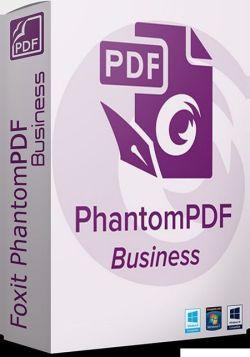Foxit PhantomPDFBusiness 9 Crack