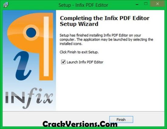 Infix PDF Editor License Key