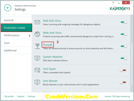 Kaspersky Internet Security 2019 Keygen