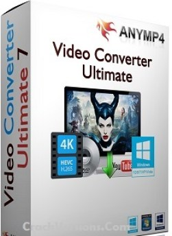 AnyMP4 Video Converter Ultimate Crack