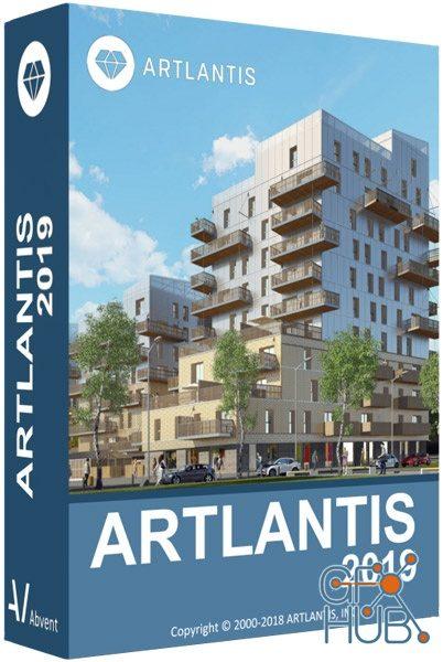 Artlantis Studio 2019 Crack
