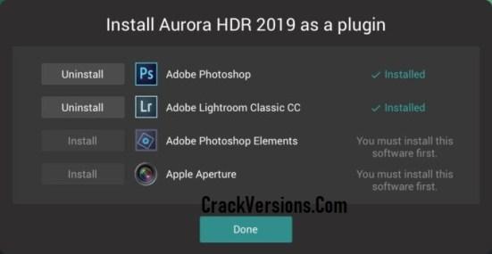 Aurora HDR 2019 Keygen