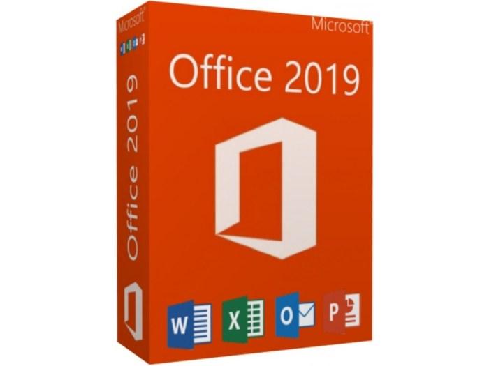 Microsoft Office Professional Plus 2019 Crack