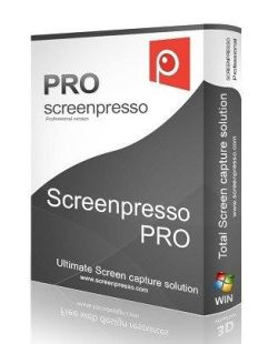 Screenpresso Pro Crack