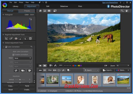 CyberLink PhotoDirector 10 Activation Key