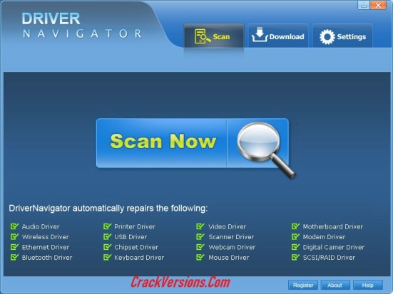Driver Navigator 2019 Keygen