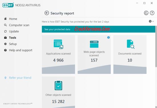 ESET NOD32 Antivirus 12.1.31.0 Keygen
