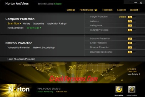 Norton Antivirus 2019 Product Key