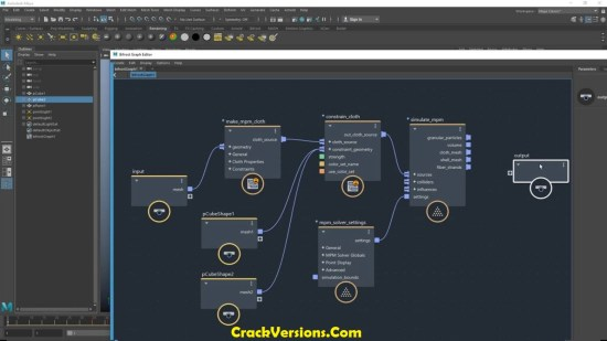 Autodesk Maya 2020 Crack Download