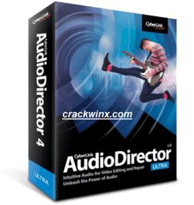 CyberLink AudioDirector Crack