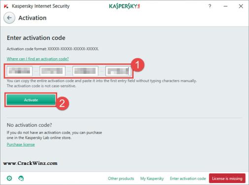 Kaspersky Total Security Keygen