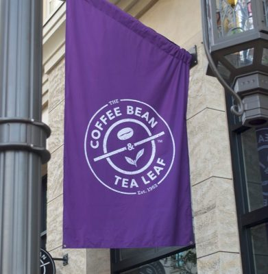 Custom flags make an impression without straining your budget.
