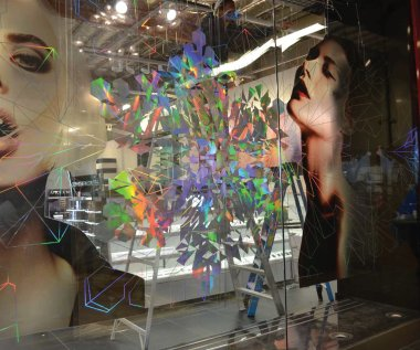 Window graphics are a cost-effective way to advertise your business in style.