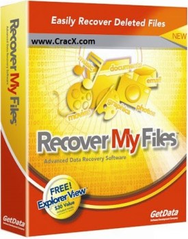 Recover My Files License Key Crack & Keygen Full Download