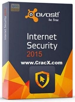 Avast Internet Security 2015 License Key + Crack Full Free