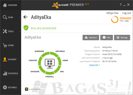 Avast premier 2019 Crack License Key Final Version