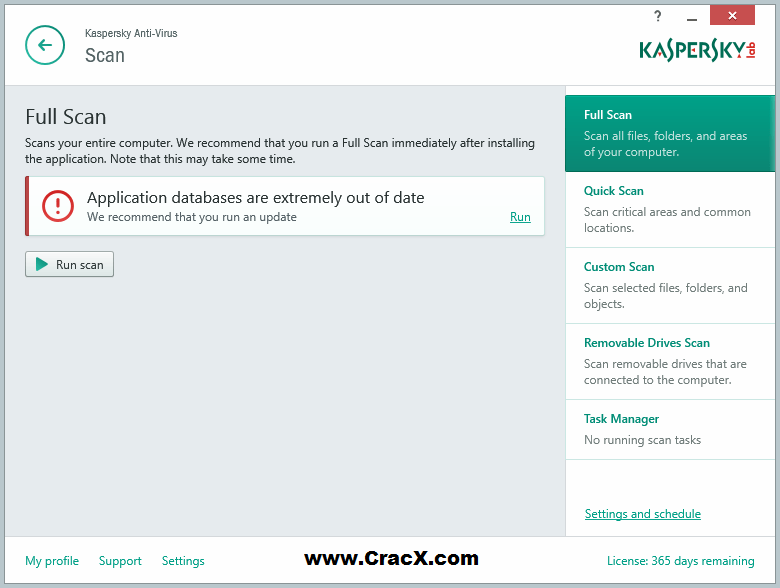 Kaspersky Antivirus 2015 Activation Code + Crack Full Free