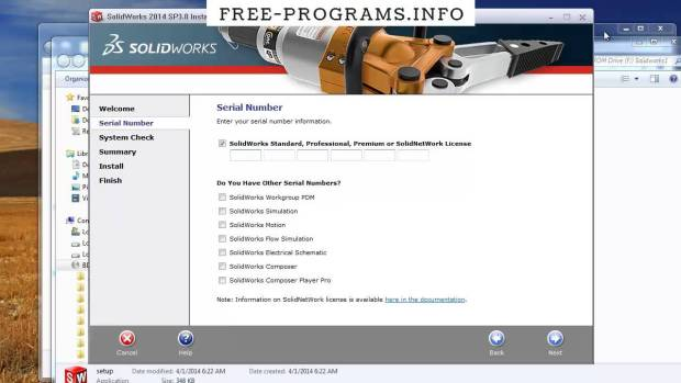 SolidWorks 2015 Crack + Keygen & Serial Number Full Download