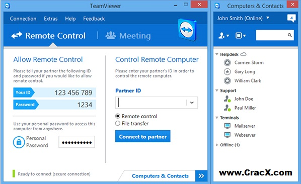TeamViewer 9 Crack & Patch with Keygen Full Free Download