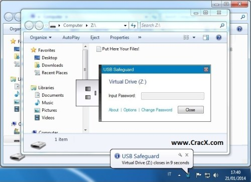 USB Safeguard 7.4 Serial Key + Activation Code Full Free Download