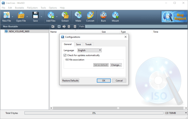 WinISO Full Patch & Registration Code {Latest} Free Download