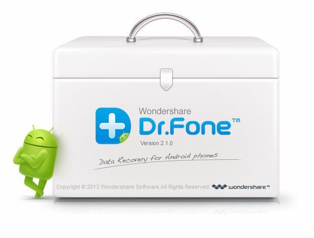 wondershare dr phone serial