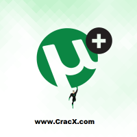 uTorrent Plus Crack 3.4.2 Serial Key + Keygen Full Download