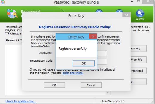 Password Recovery Bundle 2015 Crack 3.5 Enterprise Edition