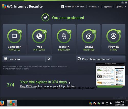 avg antivirus with crack