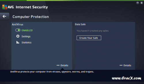 AVG Internet Security 2015 Crack + Keygem Free Full Download