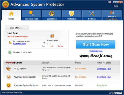Advanced System Protector Serial Key Crack Full Download